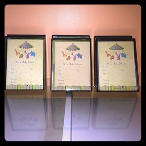 Papyrus Baby Shower Invitations